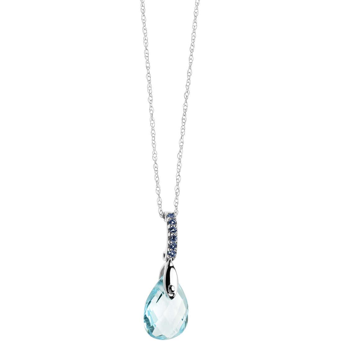 collier femme bijoux Comete GLTZ 145