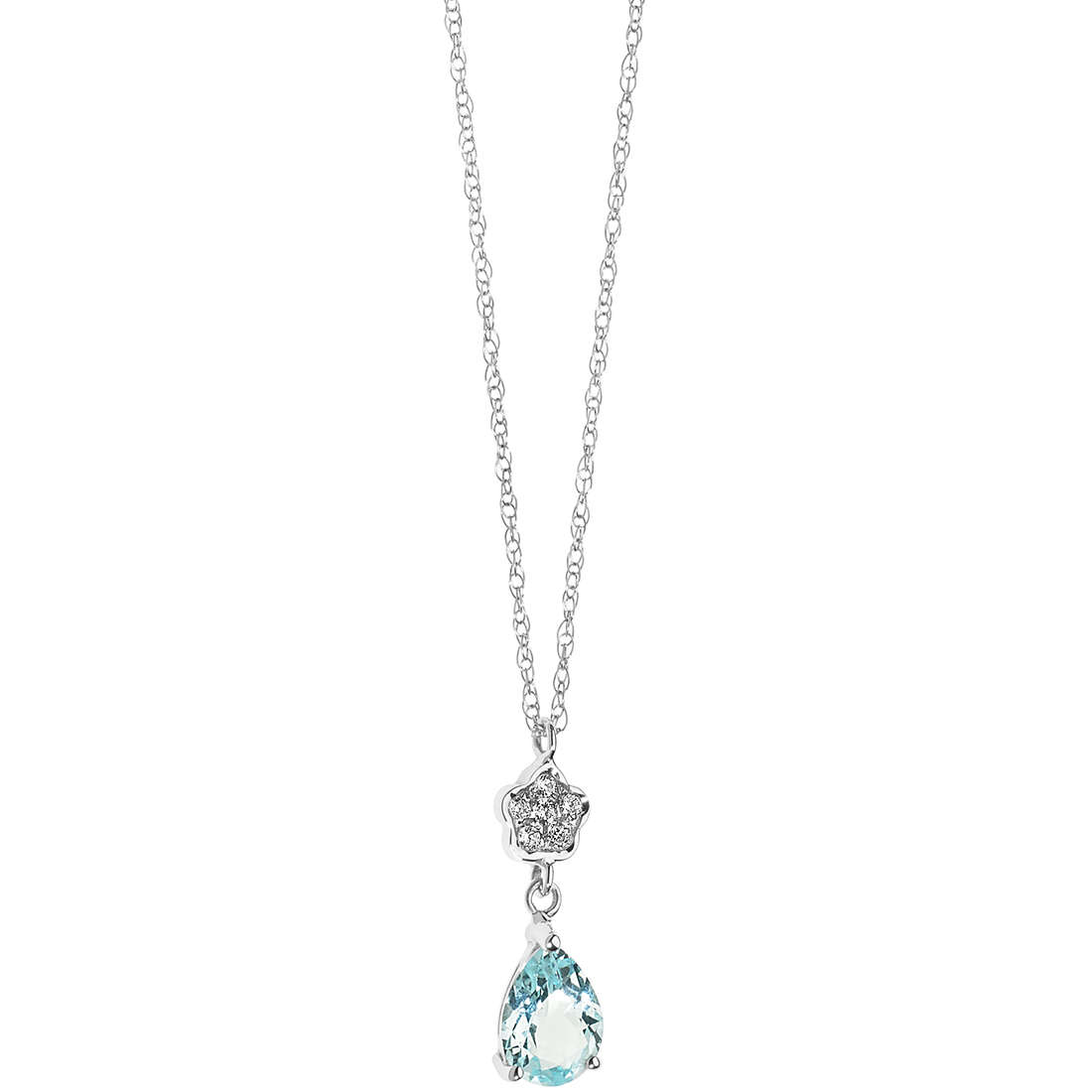 collier femme bijoux Comete GLTZ 149