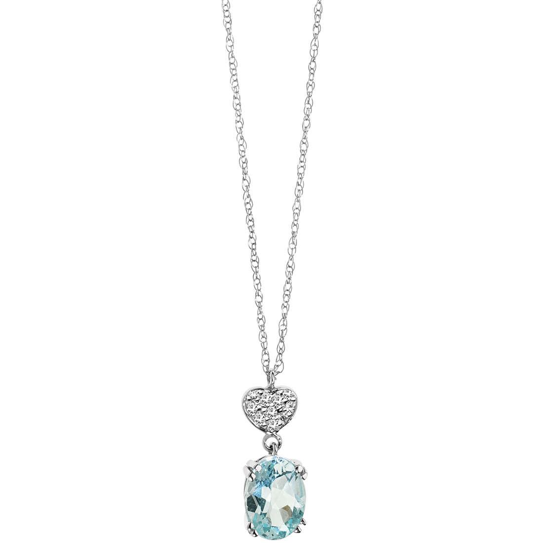 collier femme bijoux Comete GLTZ 150