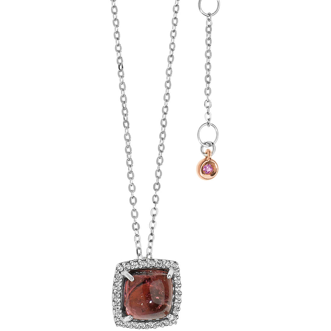 collier femme bijoux Comete GLTZ 152