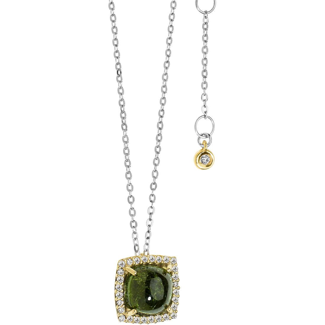 collier femme bijoux Comete GLTZ 153