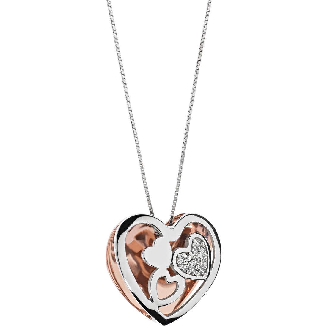 collier femme bijoux Comete Happy GLB 1127