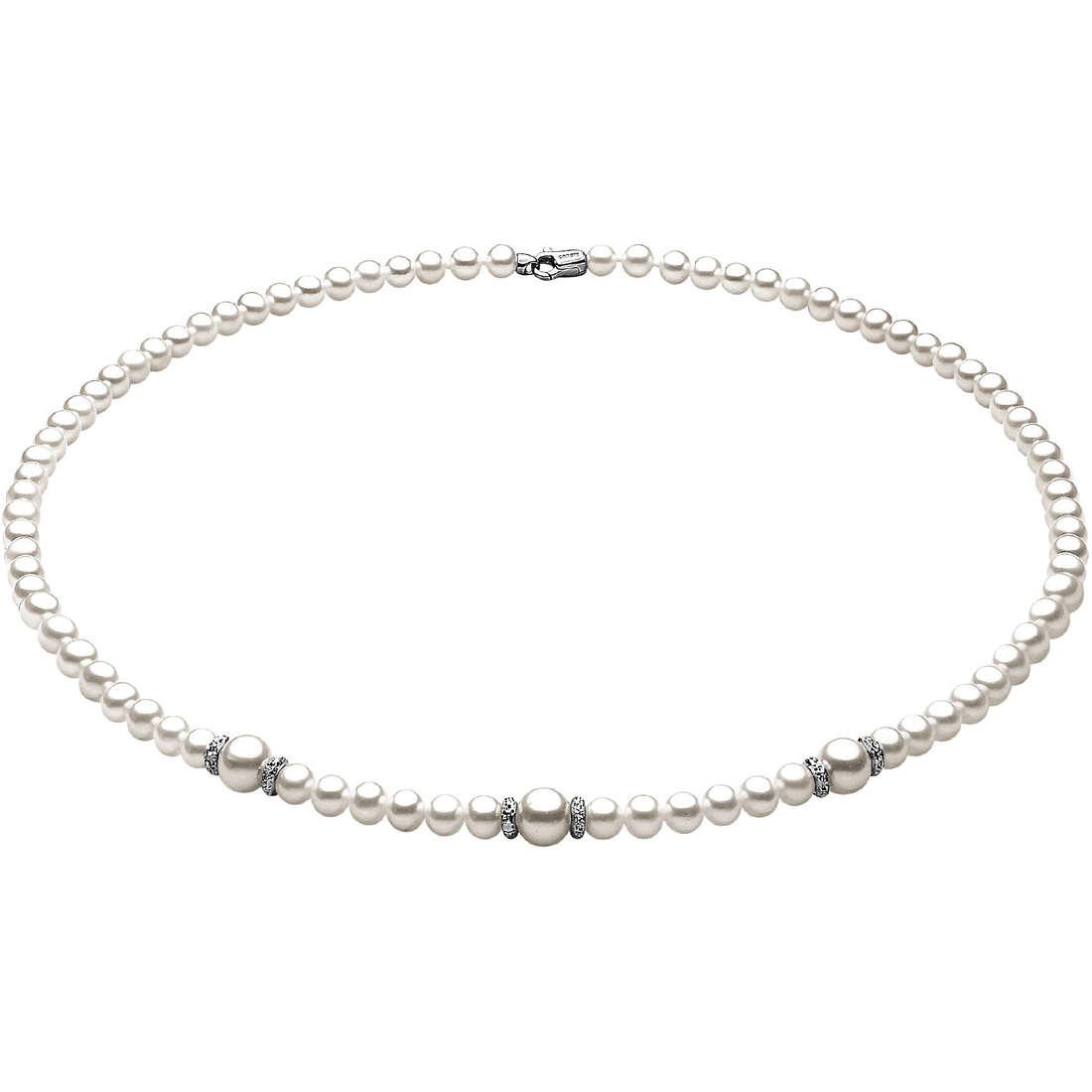 collier femme bijoux Comete KFFW 143