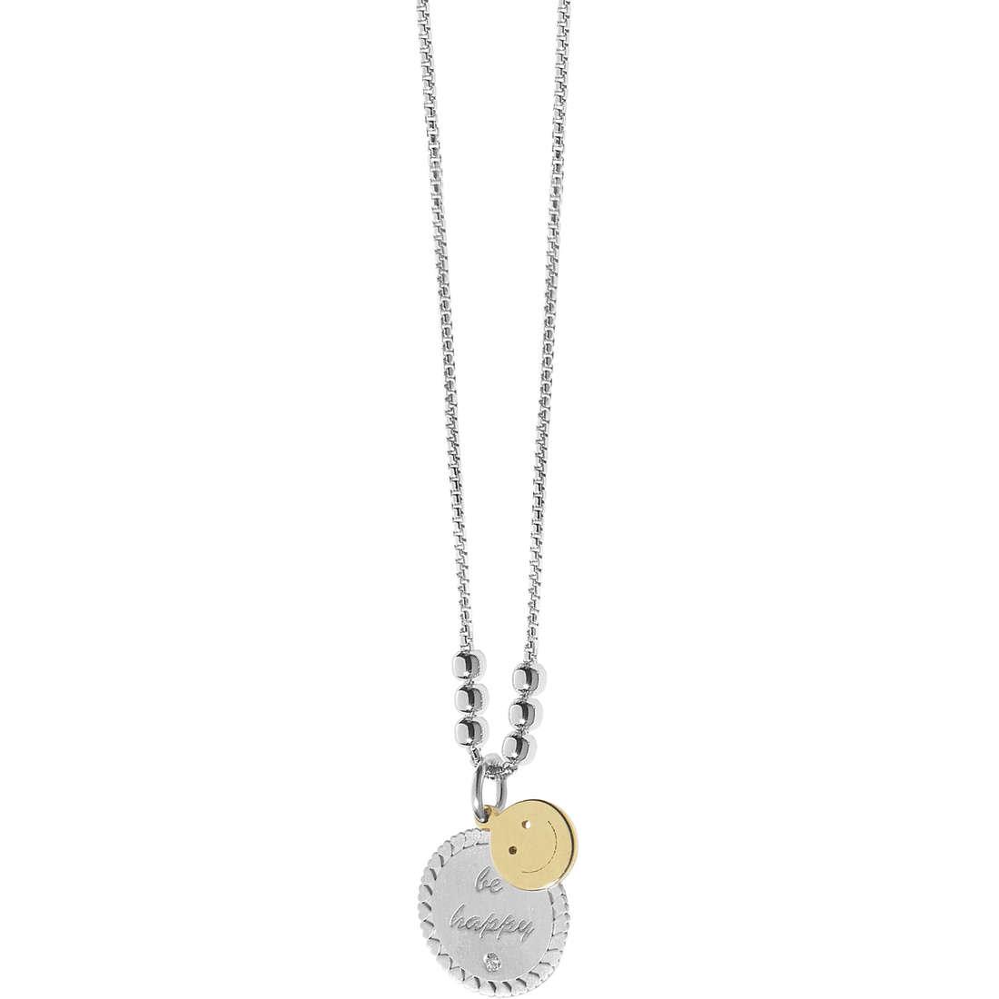 collier femme bijoux Comete Love Tag GLA 143