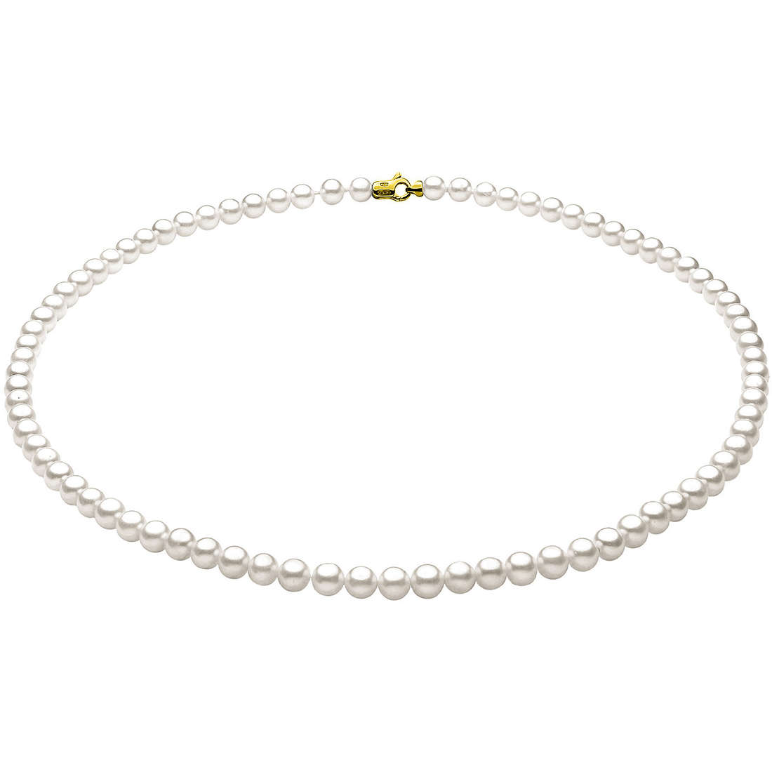 collier femme bijoux Comete Perla FFW 4/4,5 G