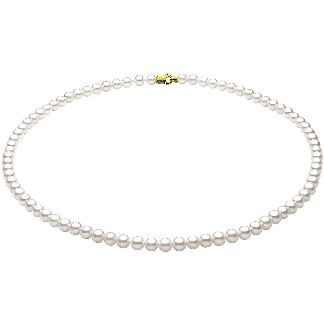 collier femme bijoux Comete Perla FFW 5/5,5 G