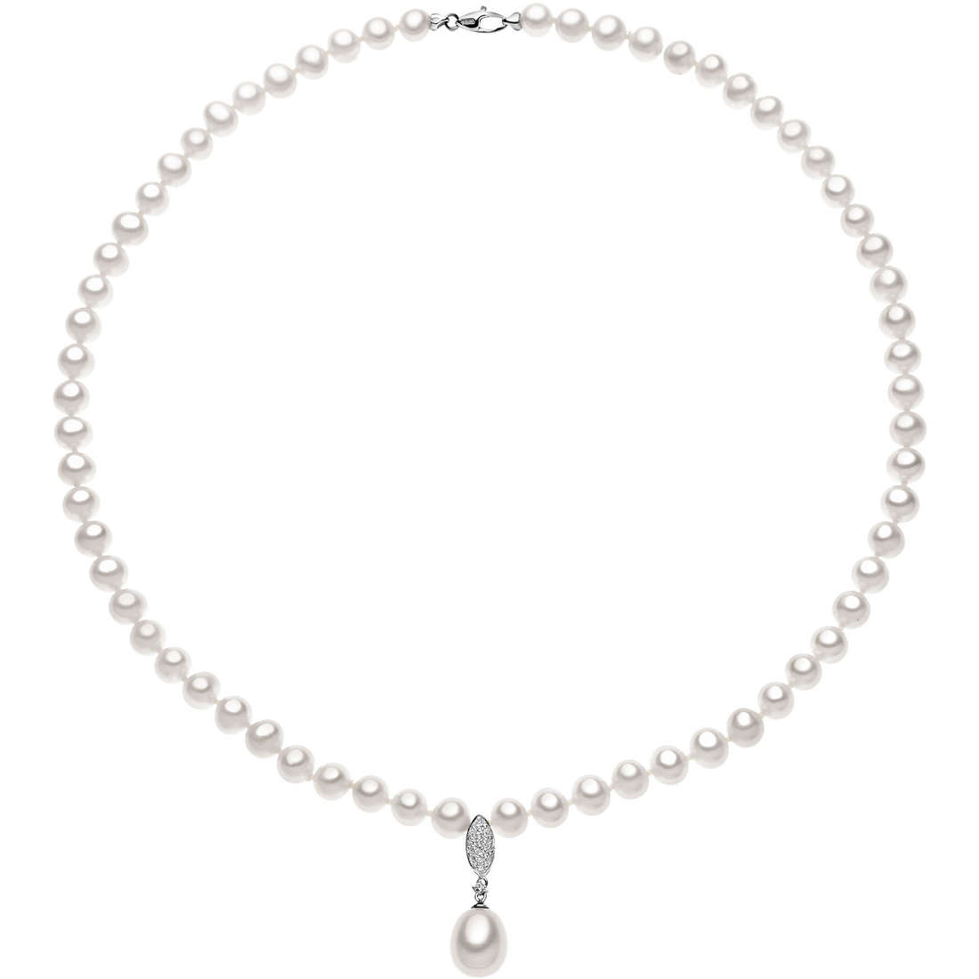 collier femme bijoux Comete Perla FWQ 128