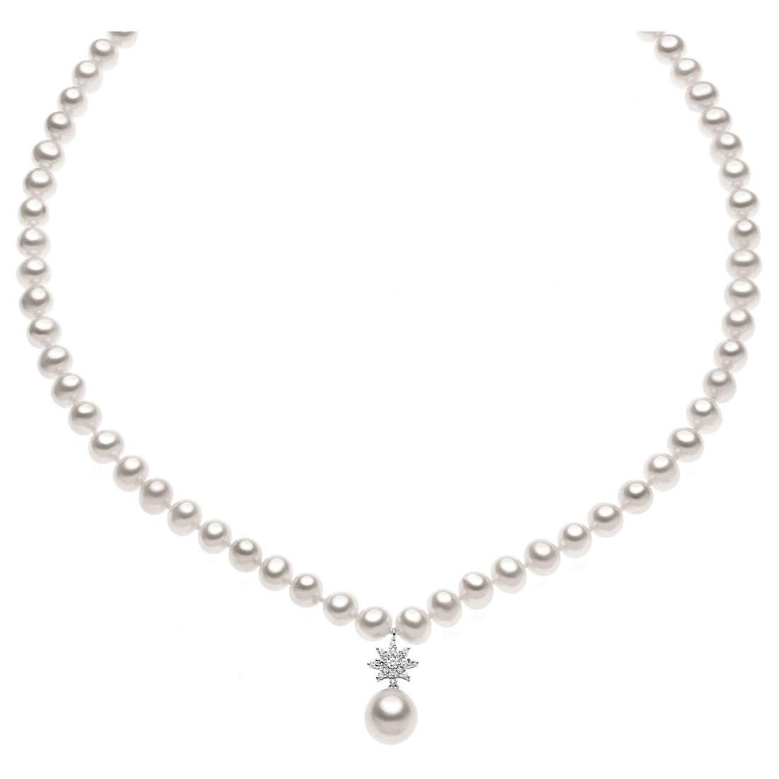 collier femme bijoux Comete Perla FWQ 137