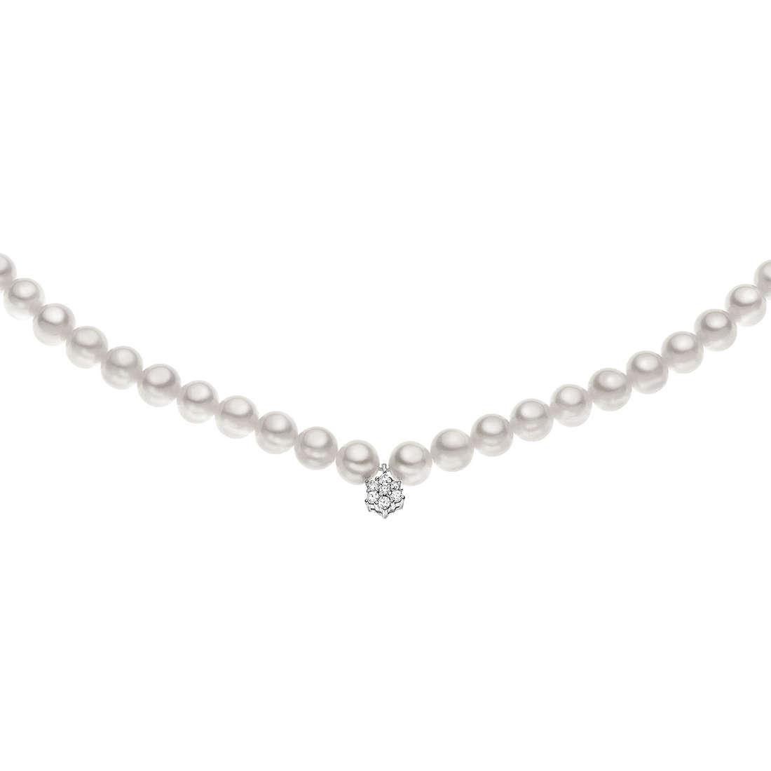 collier femme bijoux Comete Perla FWQ 149