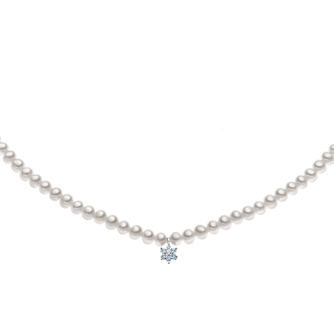 collier femme bijoux Comete Perla FWQ 154