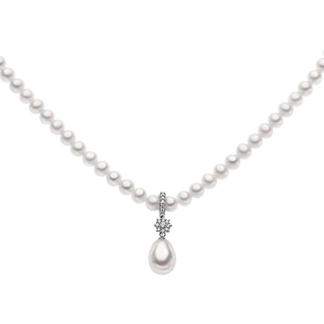 collier femme bijoux Comete Perla FWQ 157