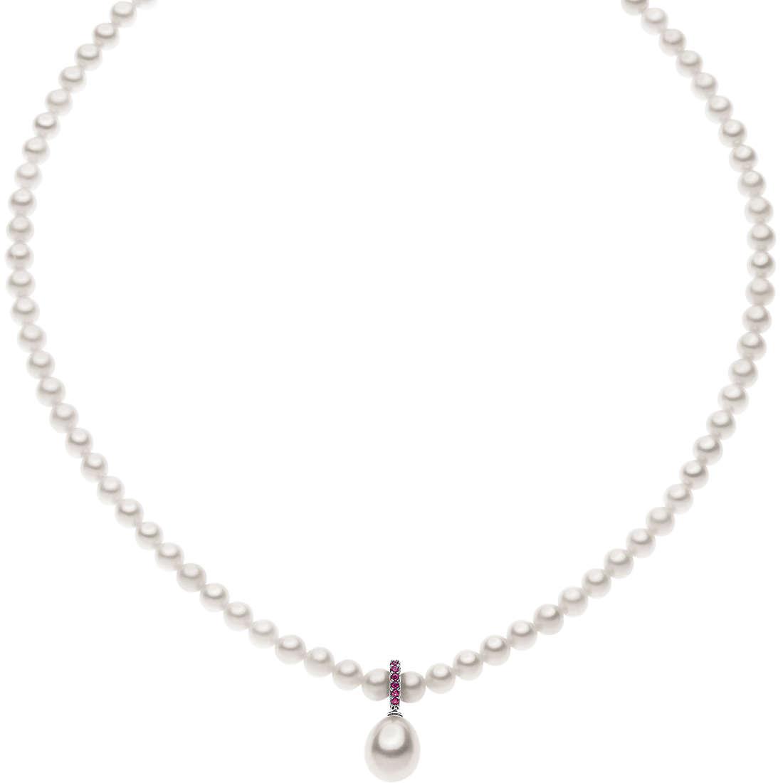 collier femme bijoux Comete Perla FWQ 176
