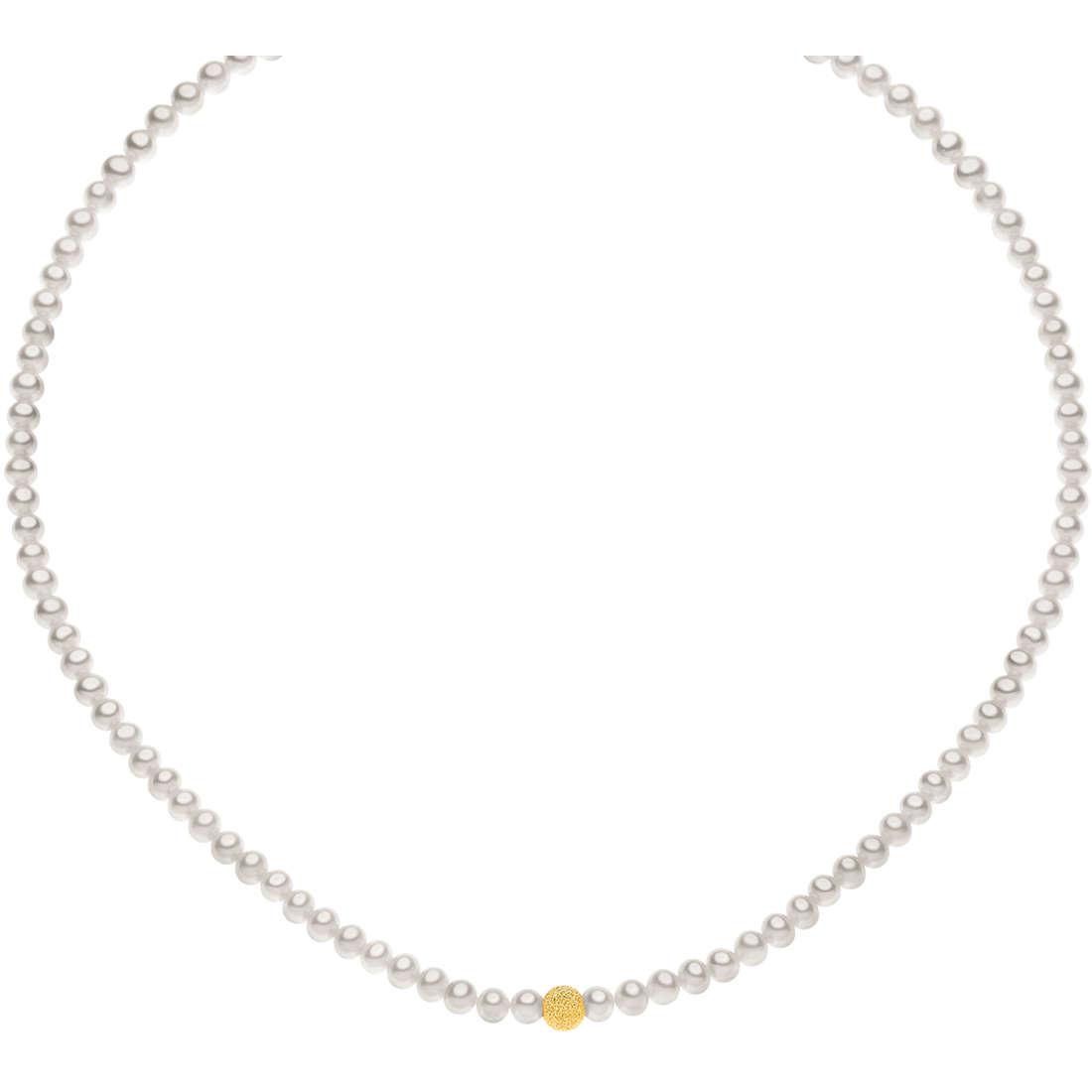 collier femme bijoux Comete Perla FWQ 196 G