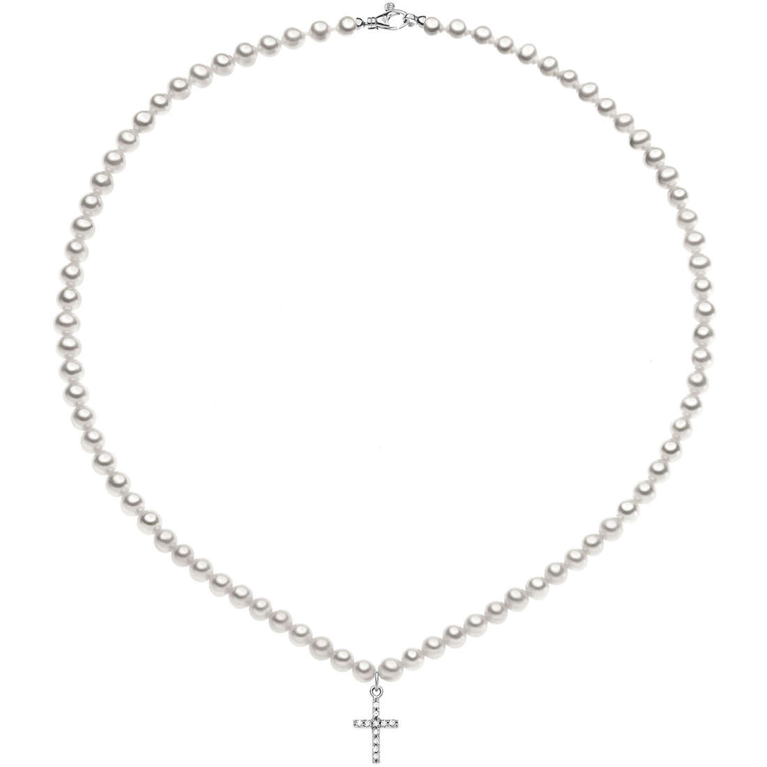 collier femme bijoux Comete Perla FWQ 200 B