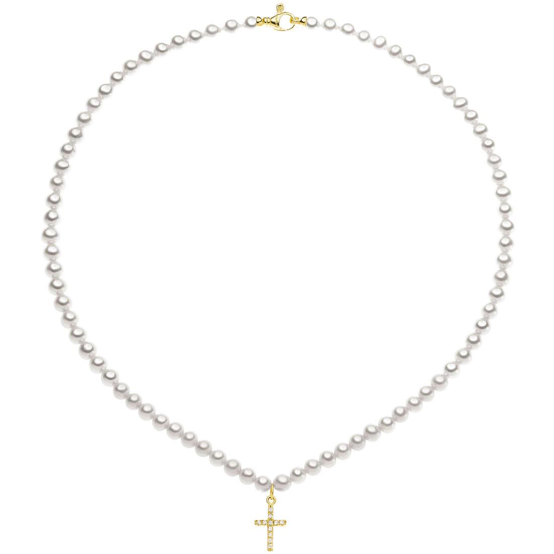 collier femme bijoux Comete Perla FWQ 200 G