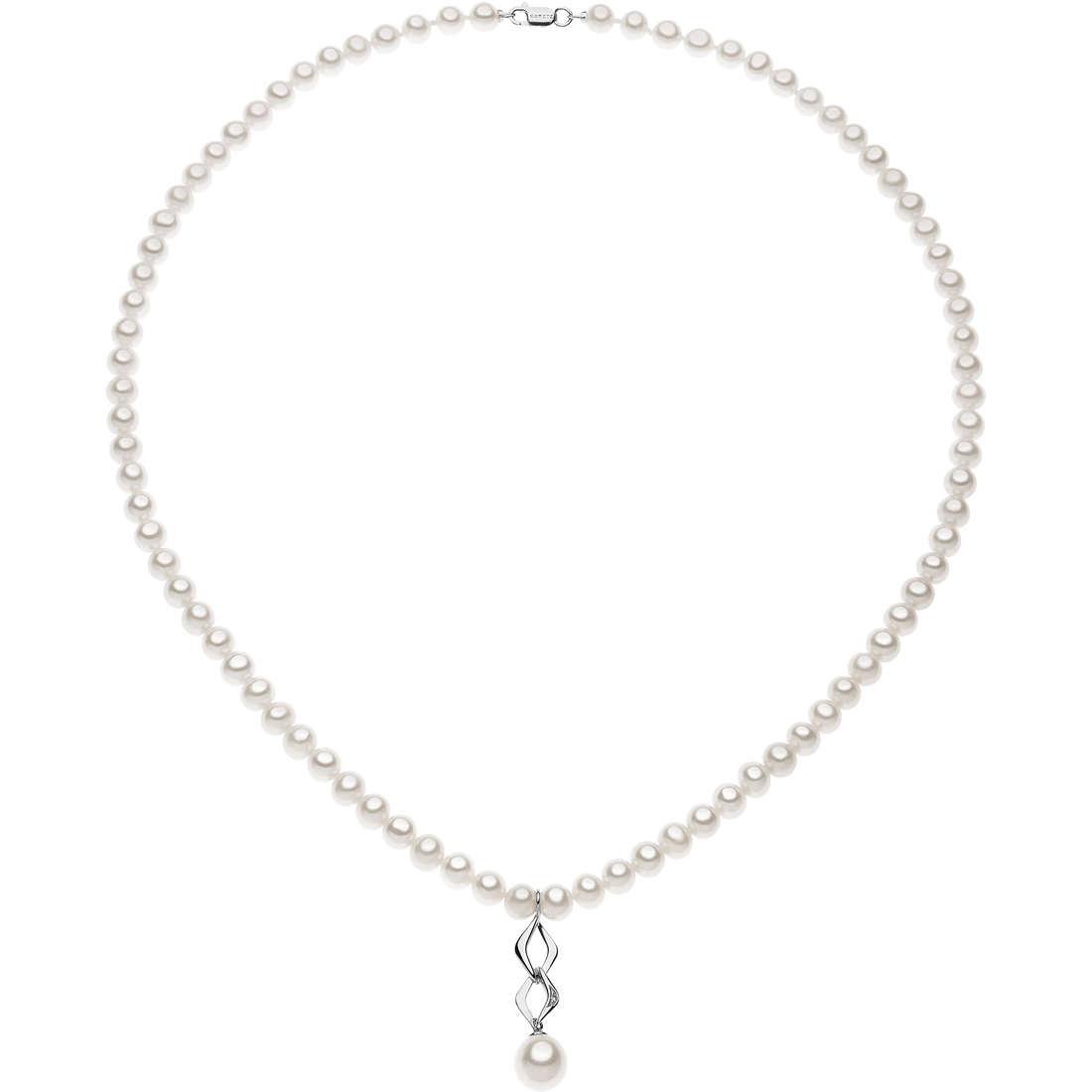 collier femme bijoux Comete Perle FWQ 221