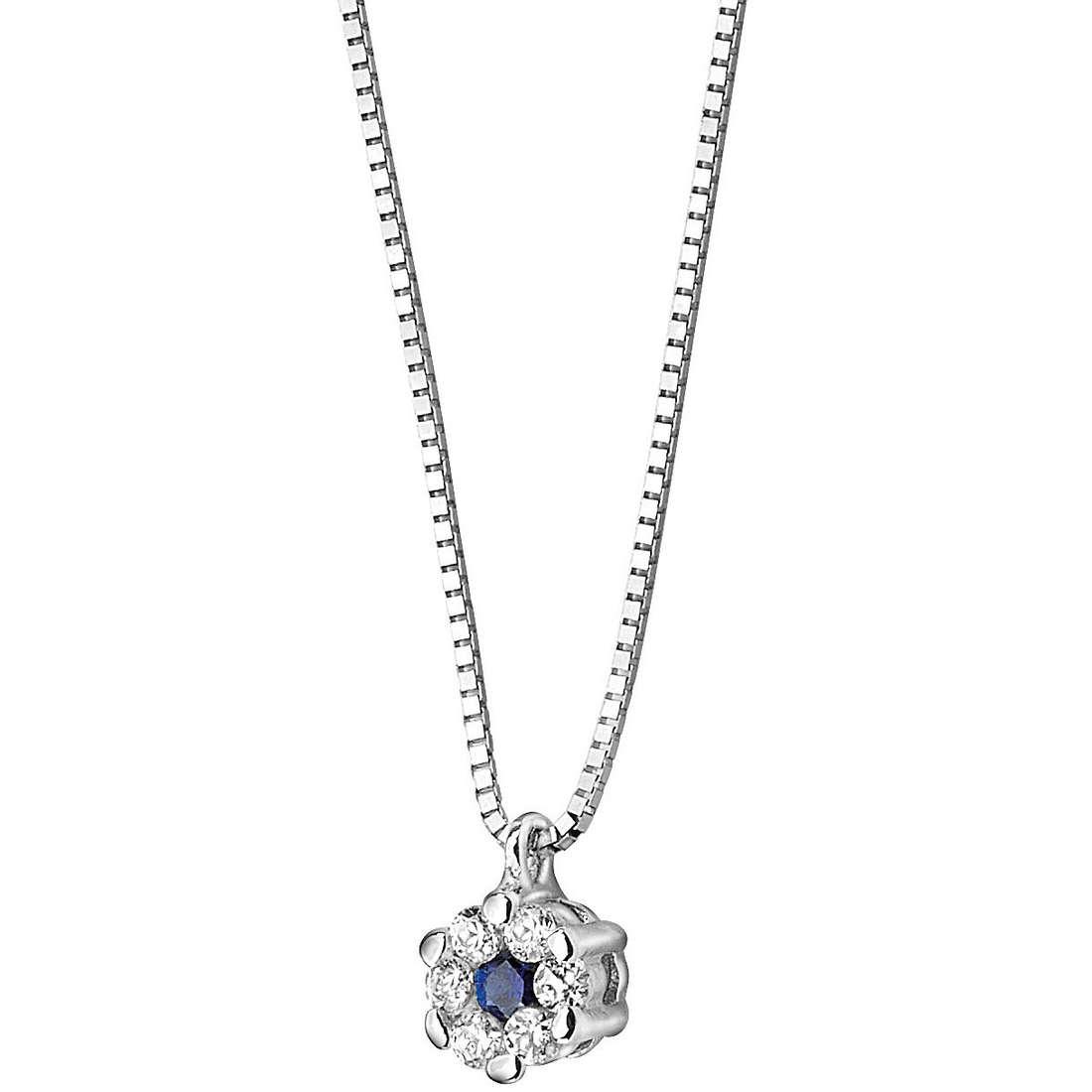 collier femme bijoux Comete Pietre preziose colorate GLB 626