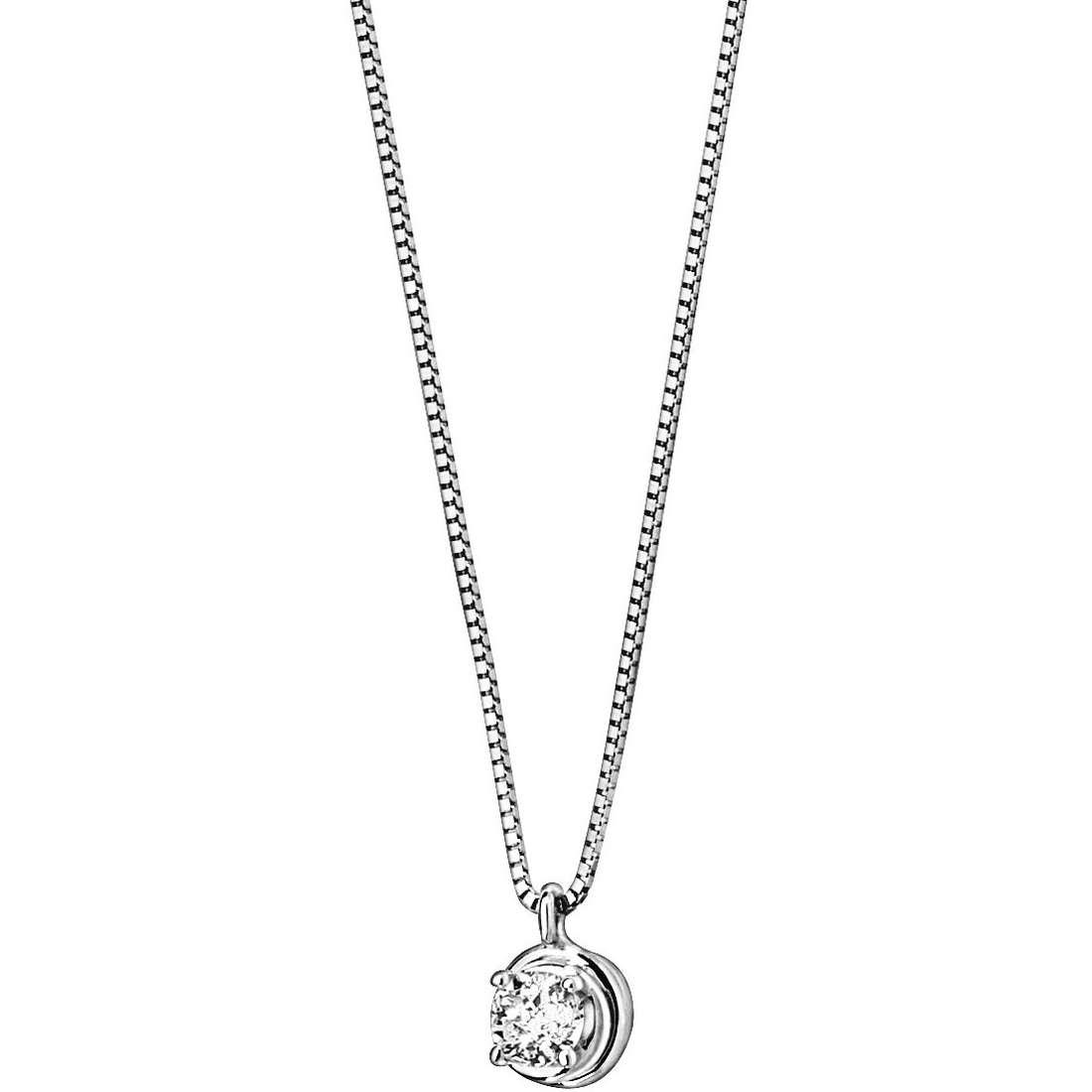 collier femme bijoux Comete Punto luce GLB 855