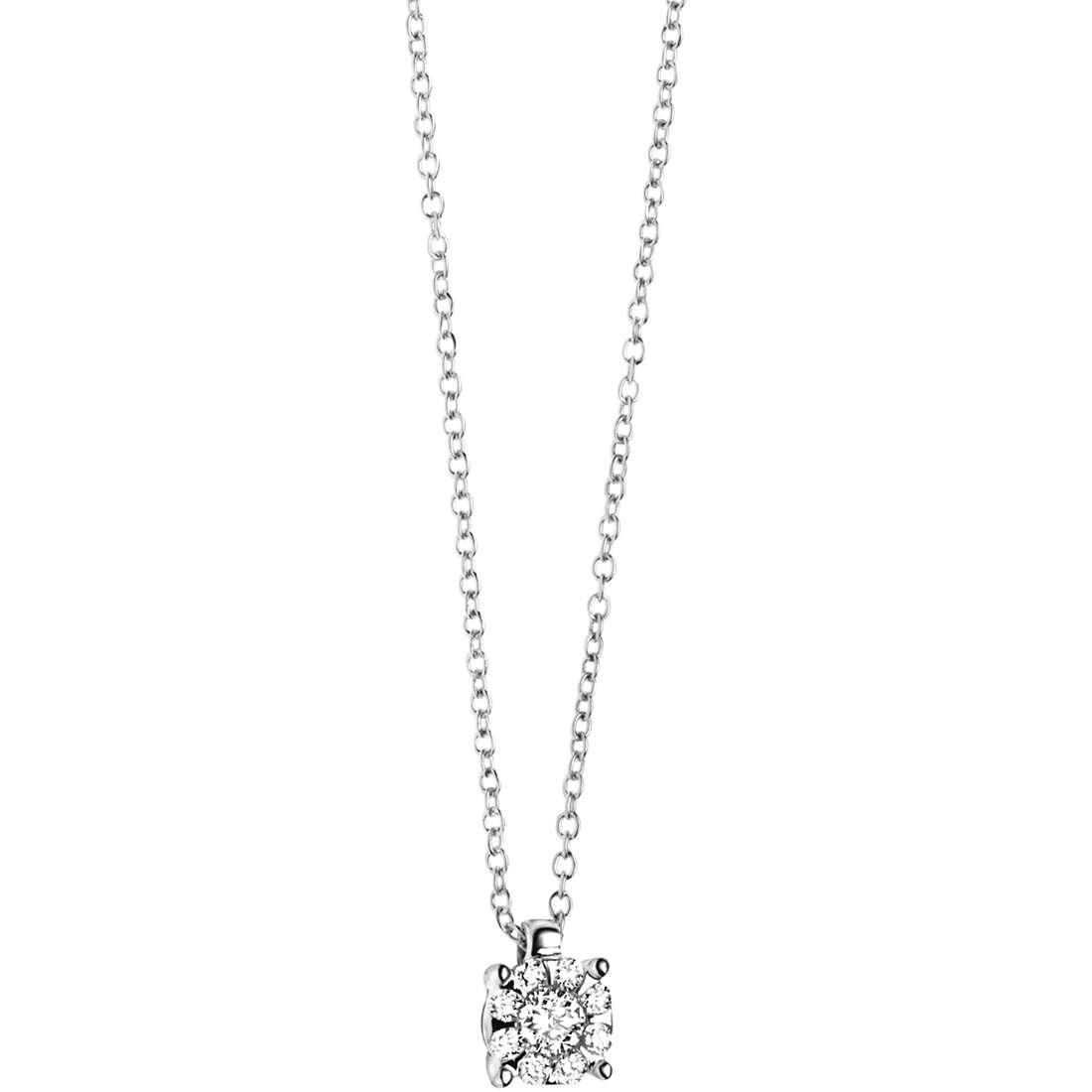 collier femme bijoux Comete Punto luce GLB 926