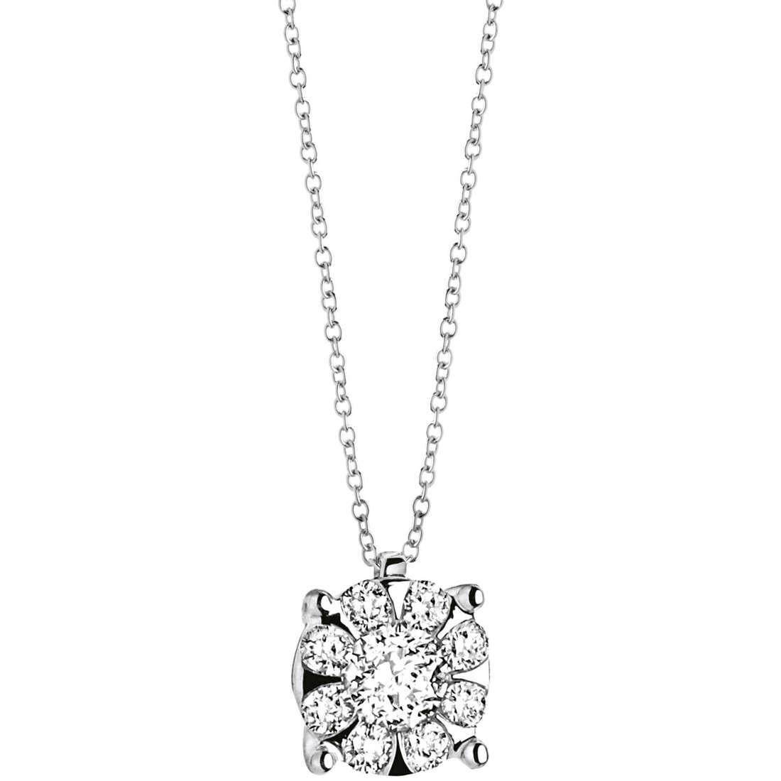 collier femme bijoux Comete Punto luce GLB 976