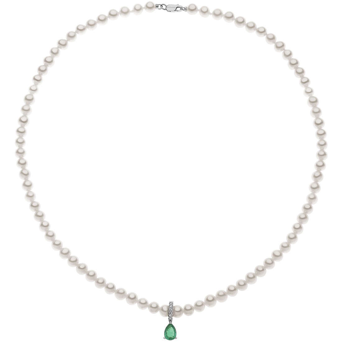 collier femme bijoux Comete Venere FWQ 237