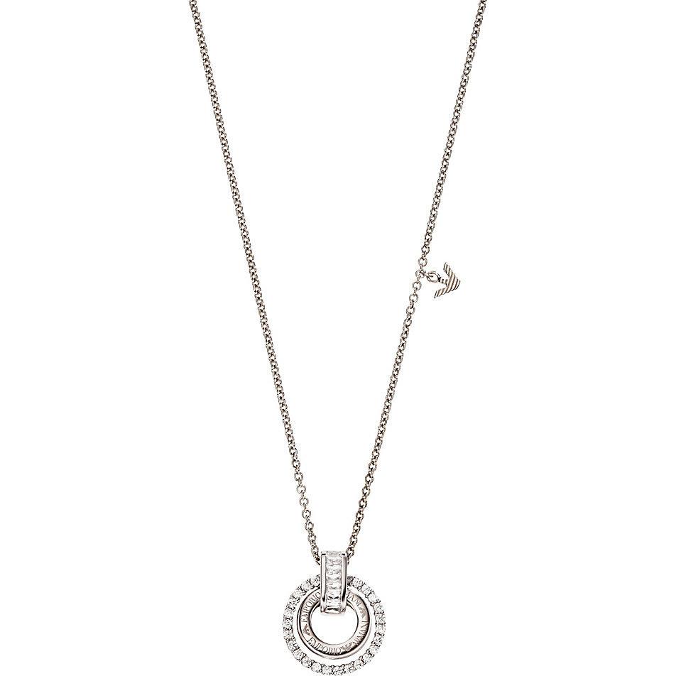 collier femme bijoux Emporio Armani EG3162040