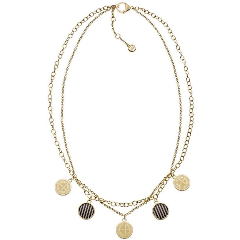 collier femme bijoux Emporio Armani EGS1546710