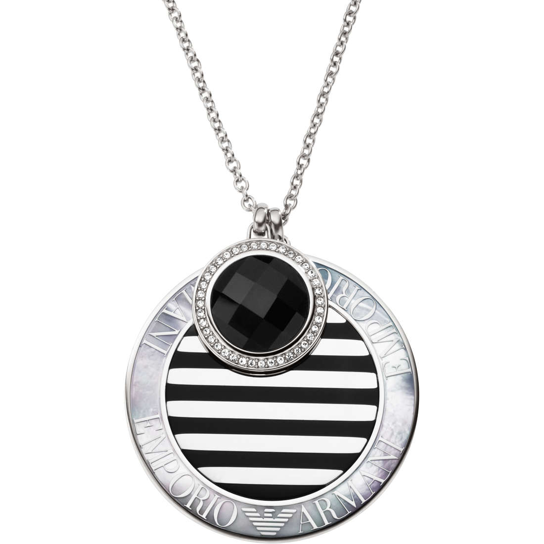collier femme bijoux Emporio Armani EGS1668040