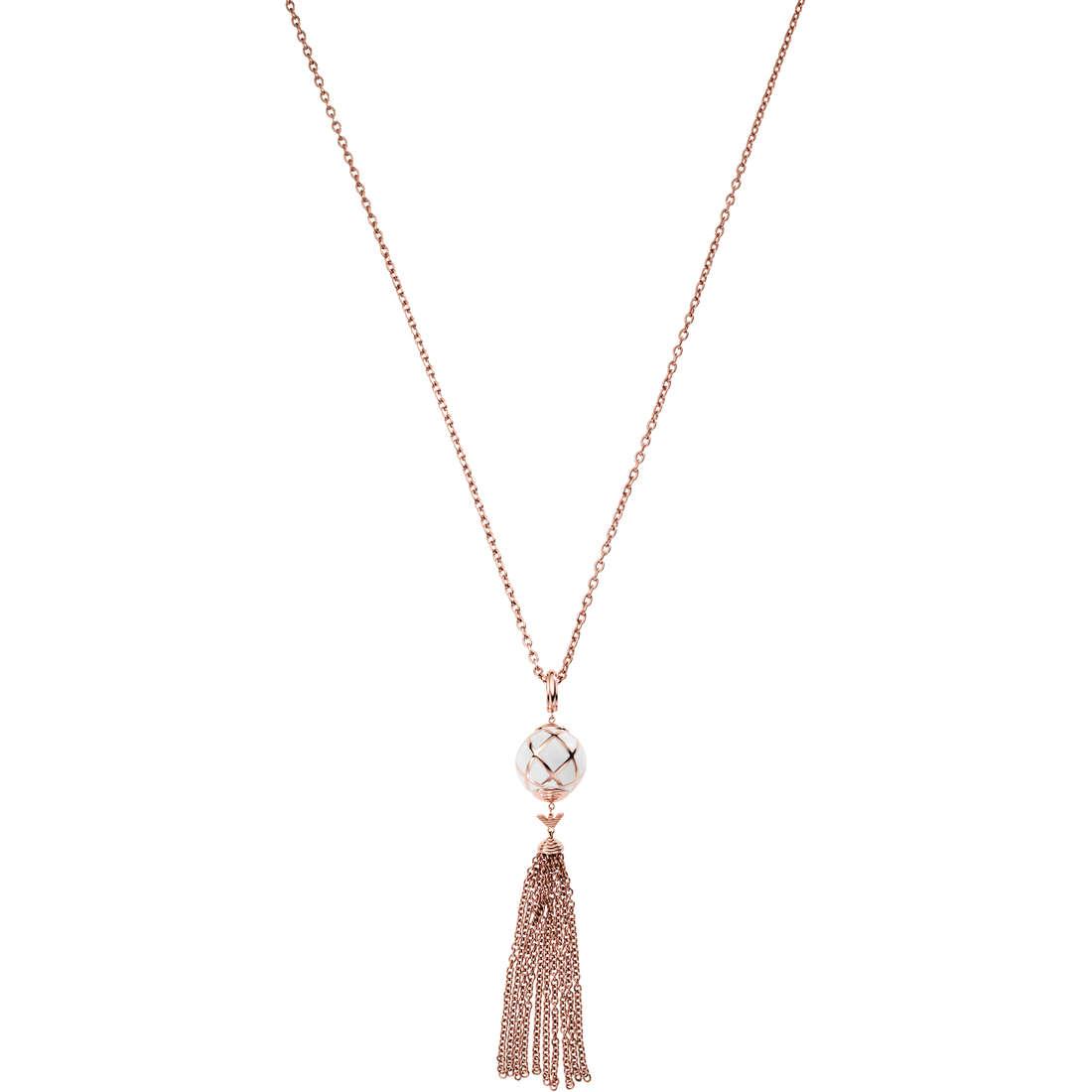 collier femme bijoux Emporio Armani EGS1673221