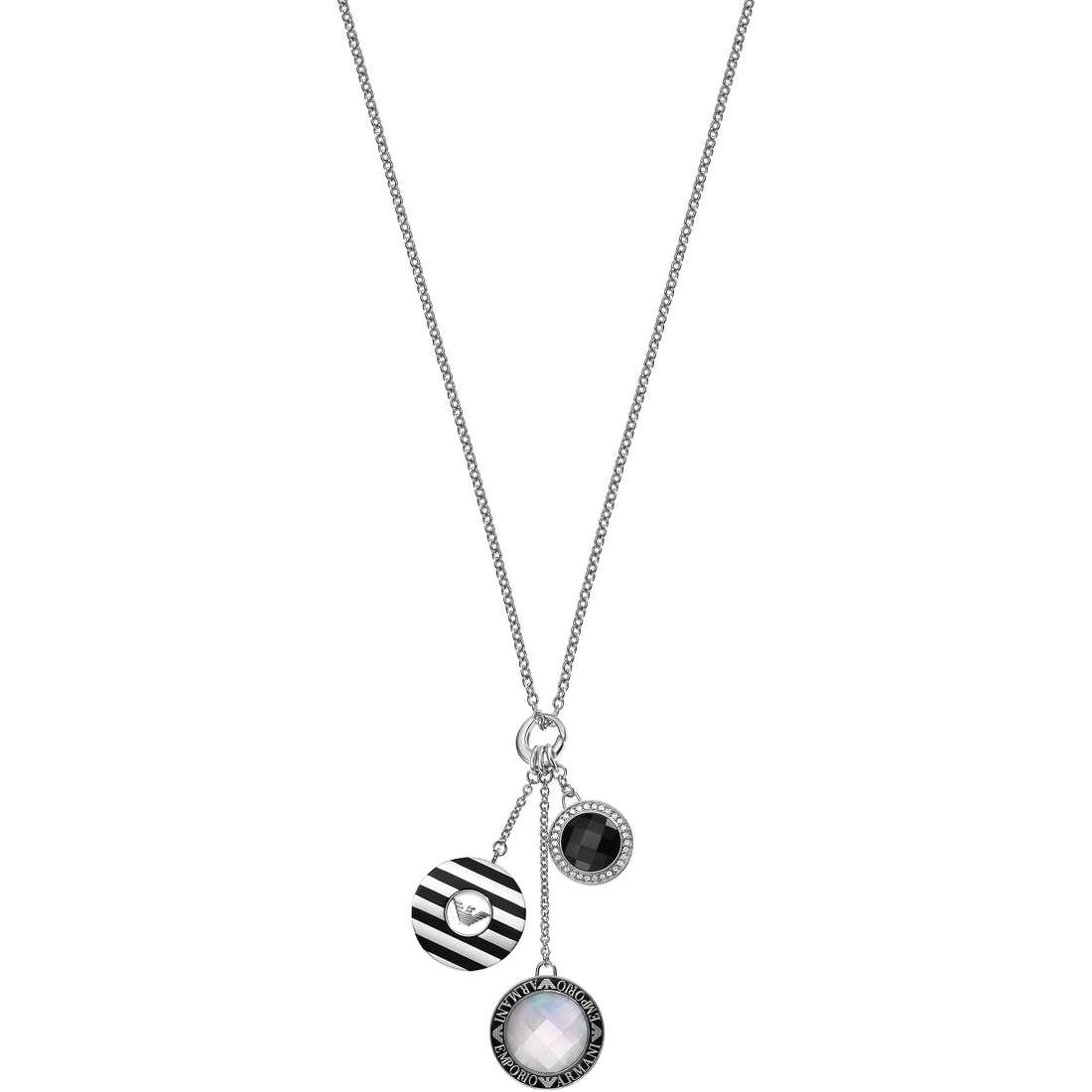 collier femme bijoux Emporio Armani EGS1715040