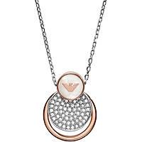 collier femme bijoux Emporio Armani EGS2365040