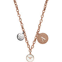 collier femme bijoux Emporio Armani EGS2487221