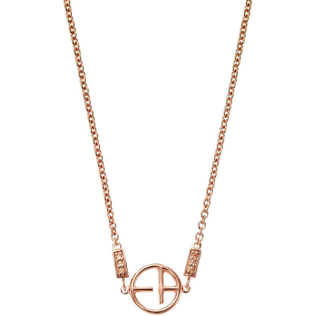 collier femme bijoux Emporio Armani Holiday EG3197221