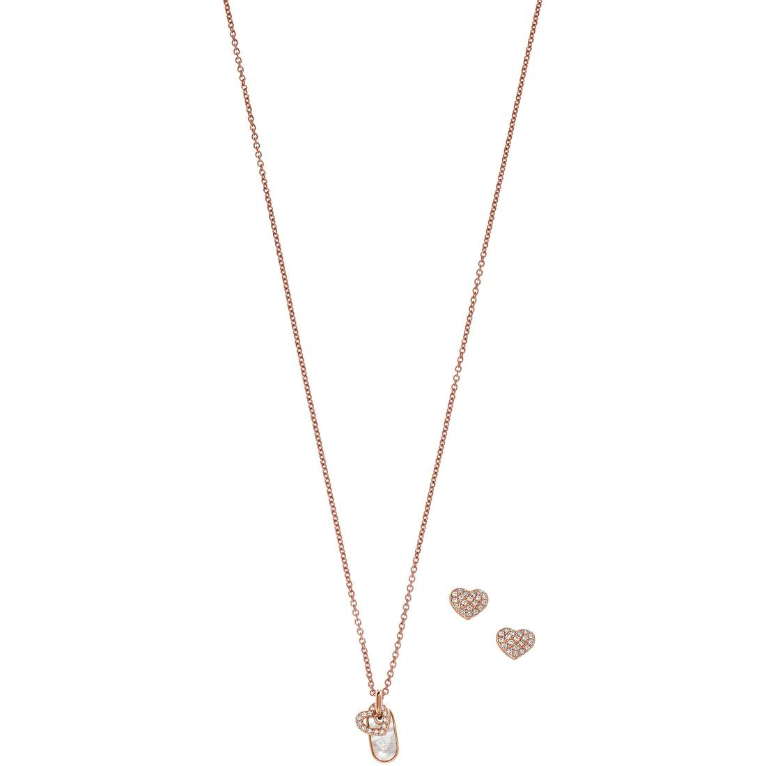 collier femme bijoux Emporio Armani Holiday EG3250221
