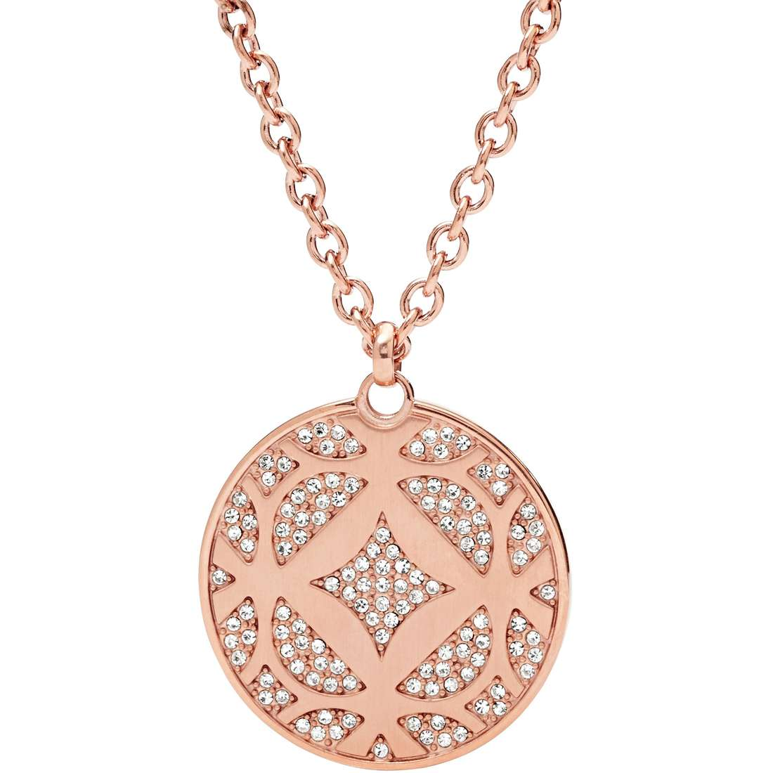 collier femme bijoux Fossil Fall 14 JF01438791