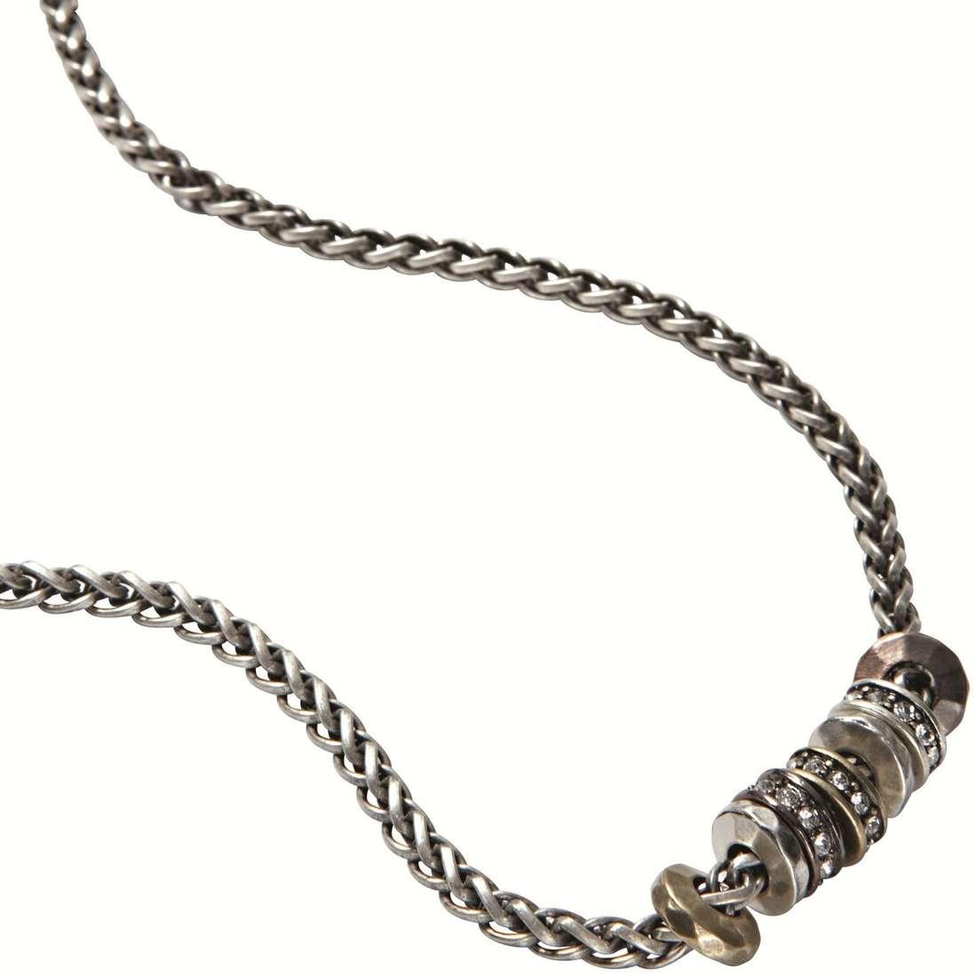 collier femme bijoux Fossil JA3676040