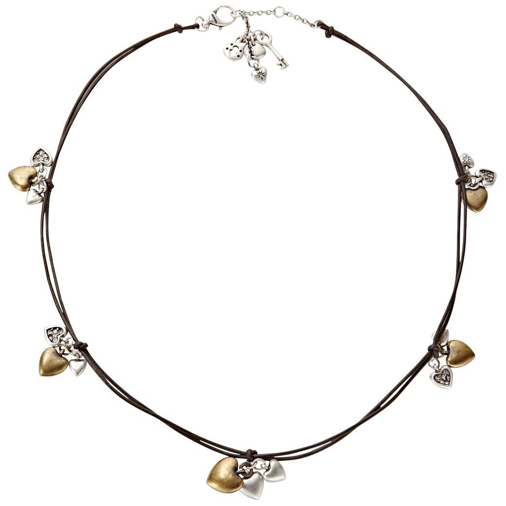collier femme bijoux Fossil JA4138040