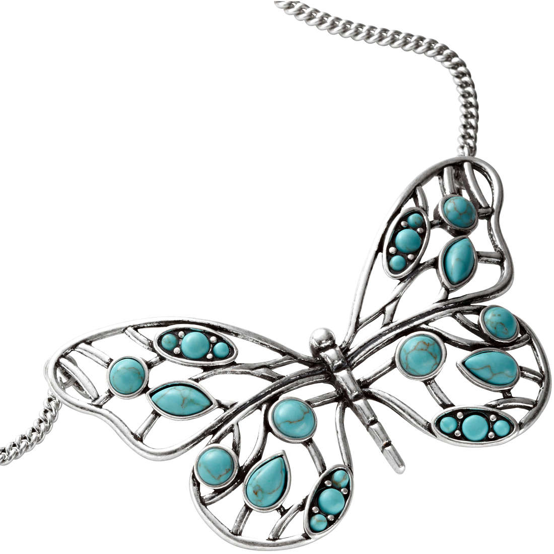 collier femme bijoux Fossil JA5466797