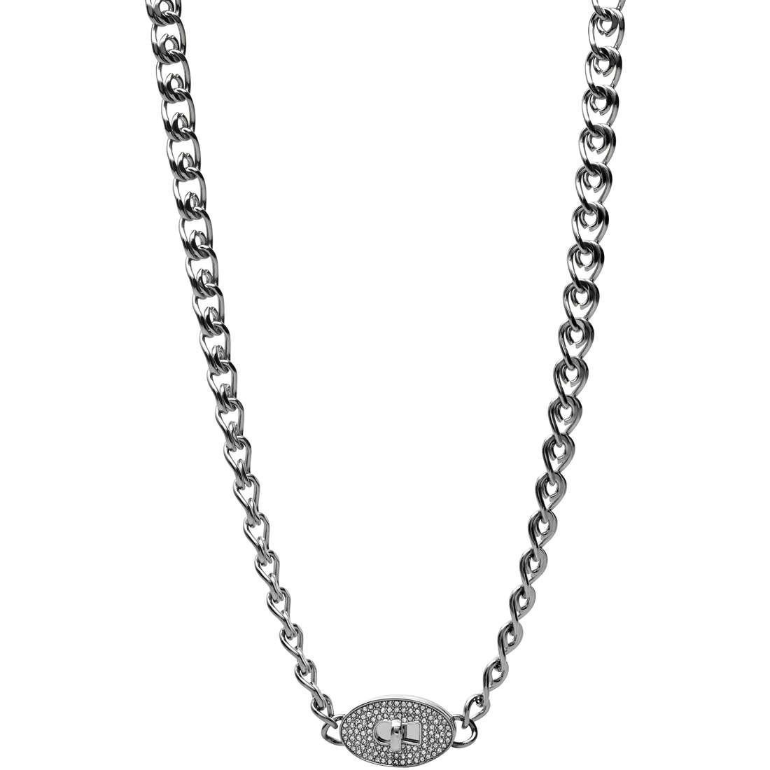 collier femme bijoux Fossil JA5791040