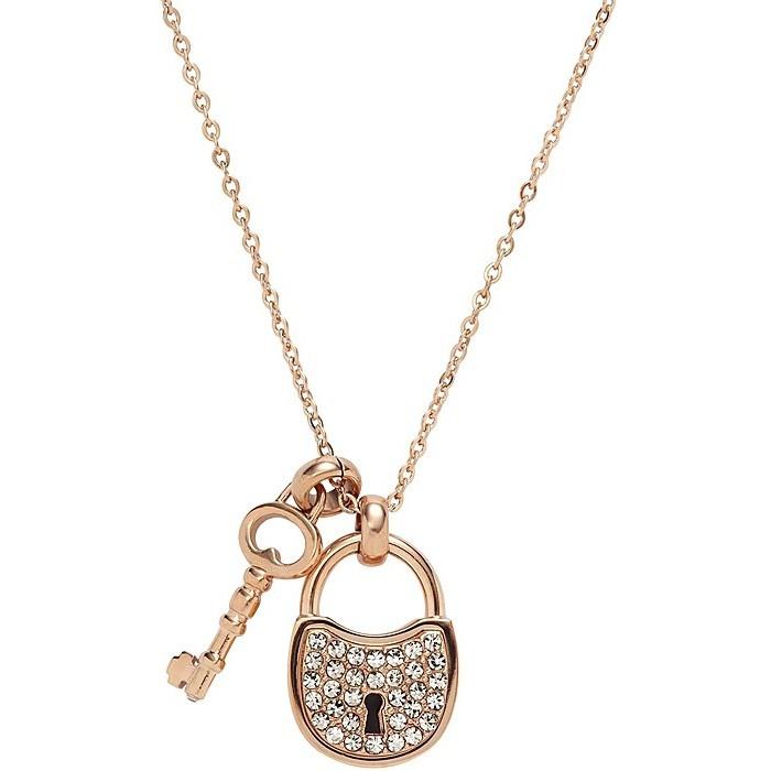 collier femme bijoux Fossil JF00089791