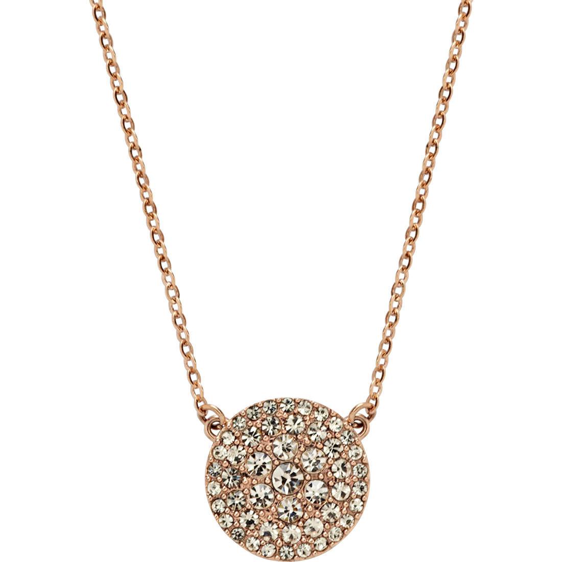 collier femme bijoux Fossil JF00139791
