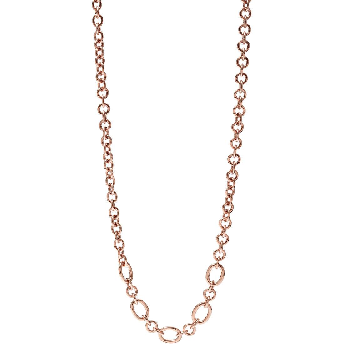 collier femme bijoux Fossil JF00749791