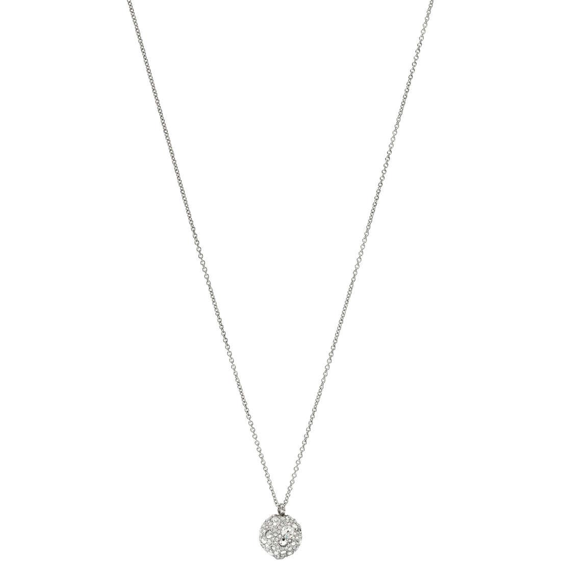collier femme bijoux Fossil JF01019040