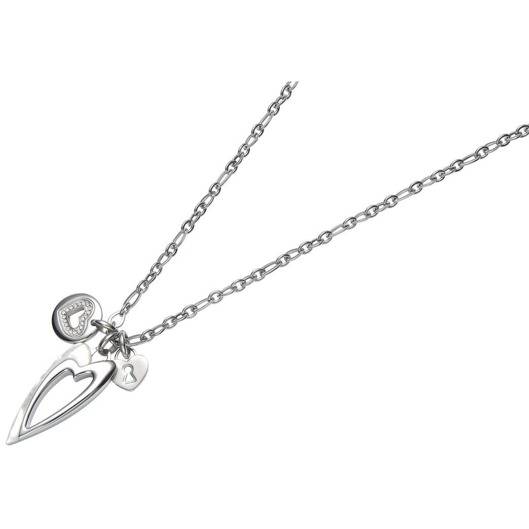 collier femme bijoux Fossil JF84084040