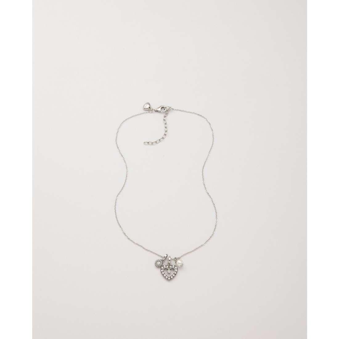 collier femme bijoux Fossil JF86716040
