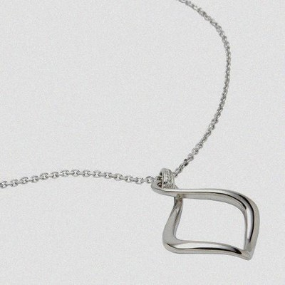 collier femme bijoux Fossil JF87273040