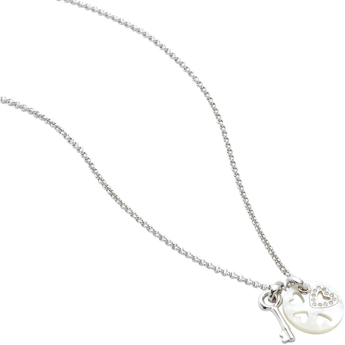 collier femme bijoux Fossil JF87762040