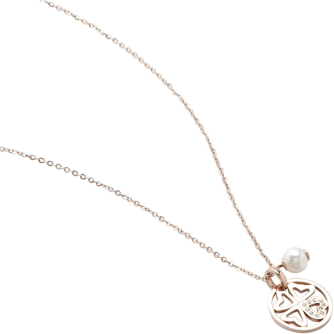 collier femme bijoux Fossil JF88035040