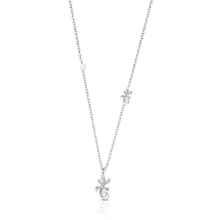 collier femme bijoux Giannotti Il Geco GIANNOTTIGEA100