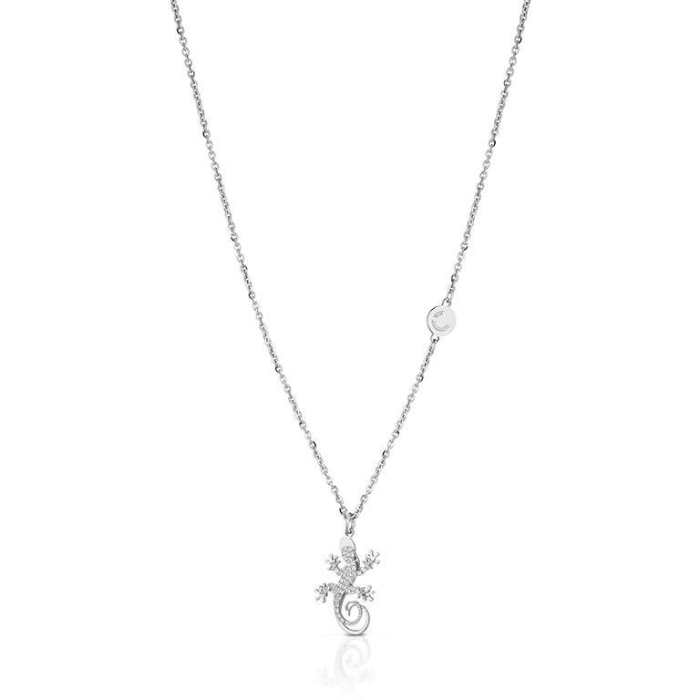 collier femme bijoux Giannotti Il Geco GIANNOTTIGEA101
